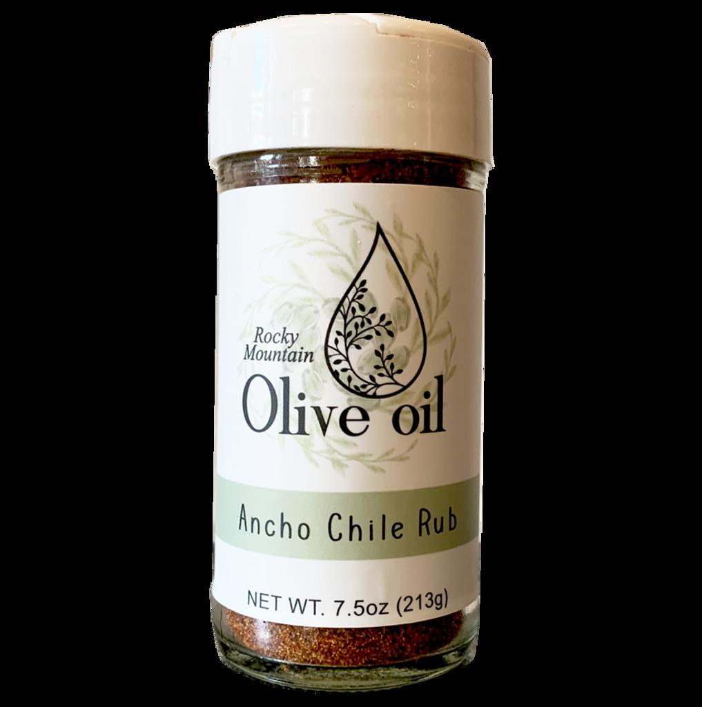 Ancho Chile Rub
