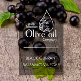Black Currant Dark Balsamic Vinegar 375ml