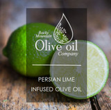 Persian Lime Infused Olive Oil 375ml