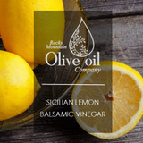 Sicilian Lemon White Balsamic Vinegar 375ml