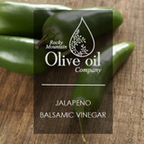 Jalapeño White Balsamic Vinegar 375ml