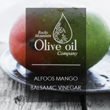 Alfoos Mango White Balsamic Vinegar 375ml