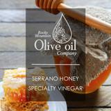 Serrano Honey Specialty Vinegar 375ml