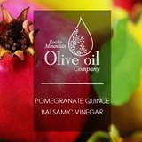 Pomegranate Quince White Balsamic Vinegar 375ml