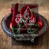 Cayenne Chili Pepper Fused Olive Oil 375ml