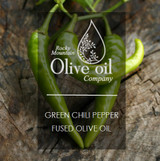 Baklouti Green Chili Pepper Fused Olive Oil 375ml