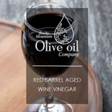 Red Barrel Aged Wine Vinegar 375ml