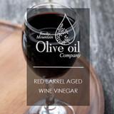 Red Barrel Aged Wine Vinegar 375ml