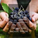 Organic Dark Balsamic Vinegar 375ml