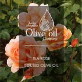 Tea Rose Infused Olive Oil 375ml