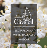 Elderflower White Balsamic Vinegar 375ml