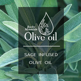 Sage Infused Olive Oil 375ml