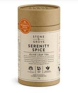 Stone & Grove Serenity Spice Olive Leaf Tea