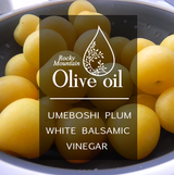 Umeboshi Plum White Balsamic Vinegar 375ml
