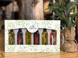 Holiday 60ml Mixed Oil & Vinegar Taster Pack