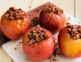 Balsamic Glazed Baked Apples