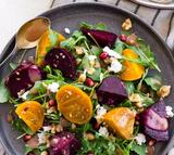 Golden Beet & Tangerine Salad