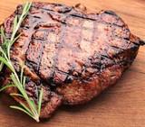 Balsamic Glazed Brown Sugar Steak