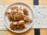 Harissa Adobo Baked Chicken Thighs