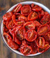 Oven Dried Tomatoes in Olive Oil