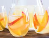 Summer Peach White Sangria