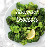 (The BEST) Steamed Broccoli