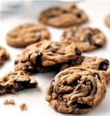 Vegan Pumpkin-Molasses Chocolate Chip Cookies