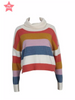 Be Bold Strip Knit - Multi Color Stripes