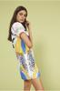 Tiger Tee Dress - Multi Colors
