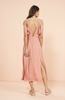 Vera Maxi Dress - Blush
