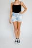 Denim Cutoffs shorts by Brandy Melville