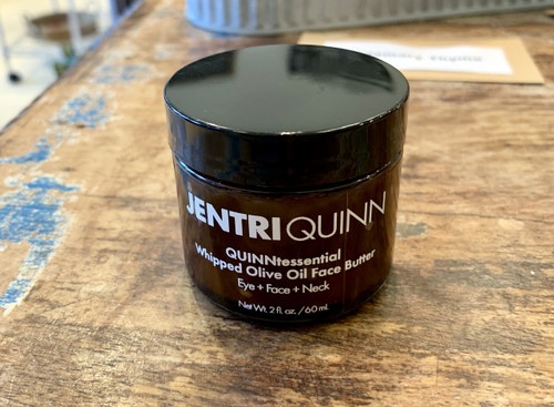 Jentri Quinn - Whipped Olive Face Butter (eye+face+neck)