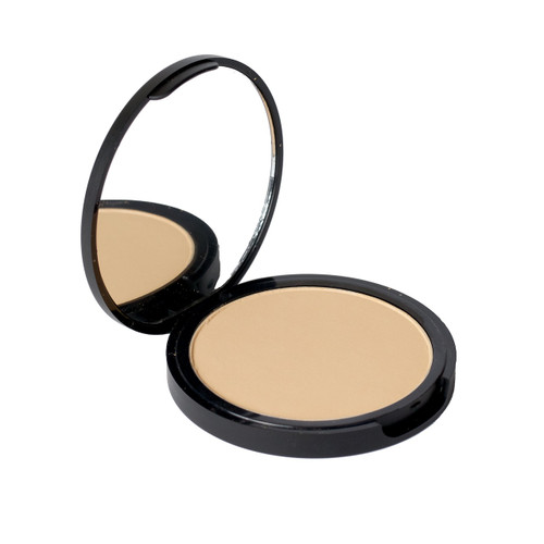 Jentri Quinn - Cappuccino Mineral Pressed Foundation (powder)