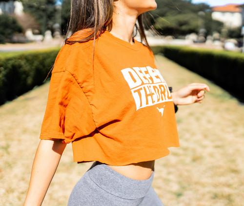 Cotone Vintage - Game Day - Burnt Orange