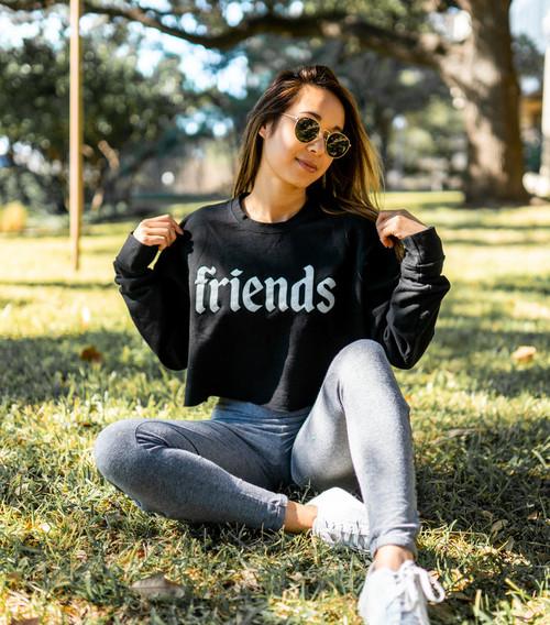 Cotone Vintage - Lovers & Friends - Black