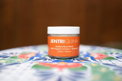 Jentri Quinn - Radiant Root Mask