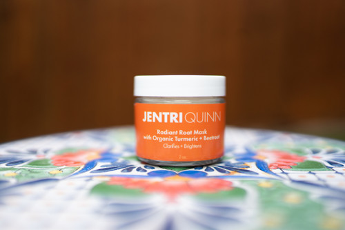 Jentri Quinn - Radiant Root Mask