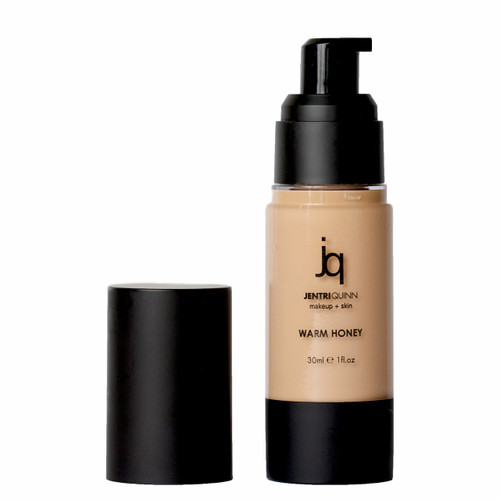 Jentri Quinn - Warm Honey Hydrasheer Liquid Mineral Foundation