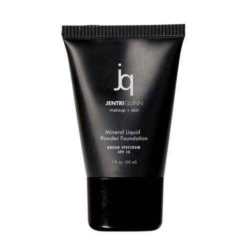 Jentri Quinn -  Mineral Liquid Powder Foundation - Vanilla Cream