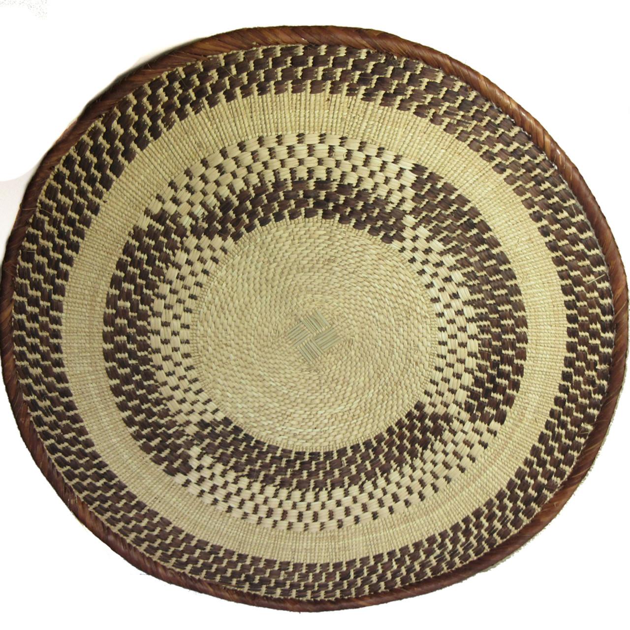 African Binga Basket Extra Large 2 African Wall Basket