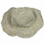Handwoven Hemp Sun Hat