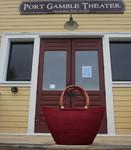 African Bolga Basket Shopping Tote #9 alt