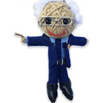 Kamibashi String Doll Bernie Sanders