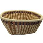 Pine Needle Harvest  Basket Deep