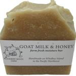 Blackberry Moon Farm Handmade Goat Milk & Honey Soap