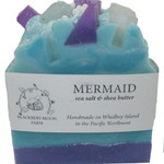 Blackberry Moon Farm Handmade Mermaid Soap