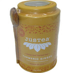 JusTea Kenyan Turmeric Ginger Tea