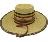 West African Straw Hats Back in Stock