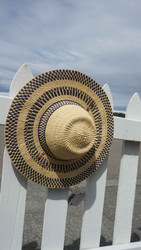 West African Straw Hats