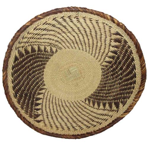 African Binga Basket Large #1 | African Wall Basket